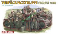 DRAGON 1/35 6309 Verfugungstruppe (France 1940)