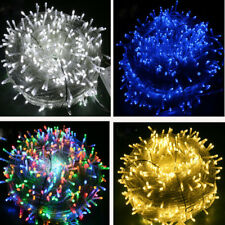 100-800 LED Multifunction Lights for Holiday Christmas Party Fairy Light String