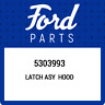 5303993 Ford Latch asy hood 5303993, New Genuine OEM Part