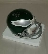 Otis Smith Signed Philadelphia Eagles Mini Helmet With JSA WITNESS