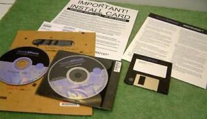 Vintage Quark Xpress MAC Software ver 4.0 with 4.04 upgrader Genuine Original