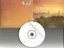 GEORGE MICHAEL Round Here w/ ENHANCED VIDEO Europe CD Single USA SELLER 2004