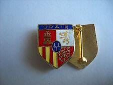 a7 SPAGNA federation nazionale spilla football calcio soccer pins badge spain