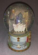 San Francisco Music Box Company Sydney Waltzing Matilda Snow Globe