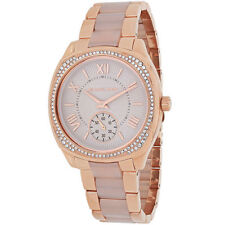Michael Kors Stainless Steel Band Women's Casual Watches