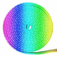 Monster Multi-Color Water-Resistant Wi-Fi Smart  LED Light Strip | 16.4 Ft.