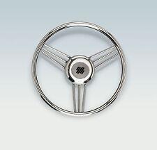Ultraflex V27 Stainless Steel 350mm Boat Steering Wheel
