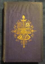 Runnymede and Lincoln Fair, J.G. Edgar, Illust. Dudley, RARE S.O. Beeton c. 1880