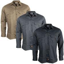 Camicie casual e maglie da uomo a manica lunga in poliestere