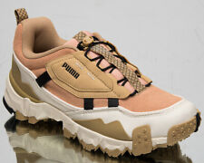 Puma Trailfox Overland PG Men's Pink Sand Whisper White Lifestyle Sneakers Shoes