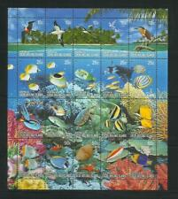 Cocos ISLANDS. year: 2006. theme: Fauna of coral reefs.