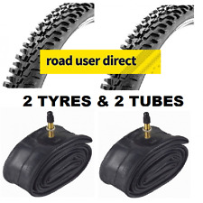 2 X 26 X 2.10 neumáticos y 2 X Interior Tubos-válvulas Schrader-Entrega Gratis