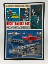 Vintage 1966 Mattel Man in Space Matt Mason Rocket Launch Pak Sealed Unpunched