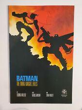 BATMAN: THE DARK KNIGHT #4 (FN) 1986 SUPERMAN APPEARANCE