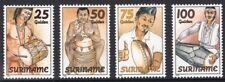 Suriname 965-68 Music 1994 Mint NH