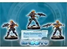 Infinity BNIB Ariadna - Para-Commando 2 (Female with Rifle)