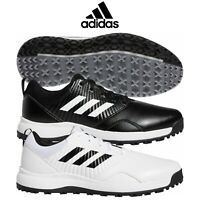 ADIDAS 2019 CP TRAXION SL SPIKELESS LEATHER WIDE FIT WATERPROOF GOLF SHOES
