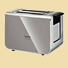Siemens Toaster TT 86105 sensor for senses - urban grey/schwarz