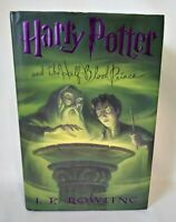 """2005 JK Rawlings """"Harry Potter & the Half~Blood Prince"""" HB Book 1st USA Edition"""