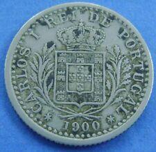 Portugal - 100 Reis 1900 - KM# 546