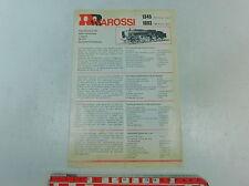 AV409-0,5# Rivarossi H0 Beschreibung für 1345/1093 Dampflok/Dampflokomotive