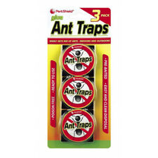3pk Ani Traps Baited Glue Easily Gets Rid Of Ants And Insects Indoors & Outdoor