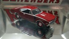68 OLDS CUTLASS 442 W-30 ADULT COLLECTIBLE DIECAST 1/64  SCALE LIMITED EDITION
