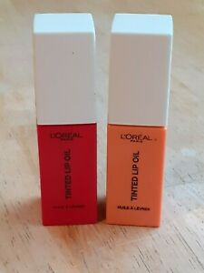 L'Oreal Tinted Lip Oil - various shades