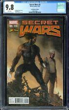 SECRET WARS (2015) #5 ComicXposure Edition CGC 9.8