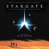 Stargate - 2 x CD Expanded Score - Limited 3000 - David Arnold