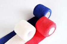0,21€/m 9 Rollen Haftbandage Selbsthaftende Bandage elastisch 5cm x 4,5m