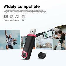 1PC 2PCS 32G USB 3.0 Flash Drive Memory Stick Pen Drive Storage Data Thumb Disk