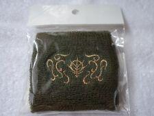 Gundam Zeon emblem wristband tennis green Char zaku MOBILE SUIT UC Z ZZ mg hg pg
