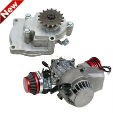 Racing Engine + Backward spin Gear Box For 49cc Mini Quad ATV Pocket Rocket Bike