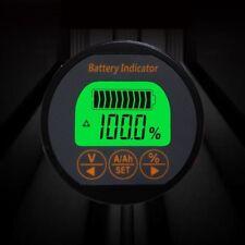 Batterie Monitor Detektor Indikator 80V 50A Kapazität tester Lithium-Blei-Säure