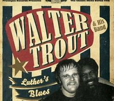 Walter Trout - Luthers Blues  A Tribute To Luther Allison [CD]