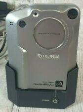 FUJIFILM FinePix 4800 Zoom Digital Camera with Charger, Instructions & Carry Bag