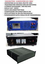 trasformatore 12v 24v 36v 48v 100A 300A 600A 5000A alimentatore caricabatterie