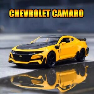1/32 Diecasts & Toy Vehicles Chevrolet Camaro Toy Car Model Collection Alloy Car