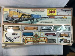 Bachmann Golden Eagle Train Set