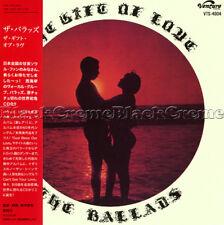 "The Ballads-""The Gift Of Love""-PRISTINE Japan 2007 CD on P-Vine + 9 Bonus Tracks"