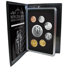 2018 New Zealand 1 oz Silver Proof Currency 7 SKU#173262 Coin Set
