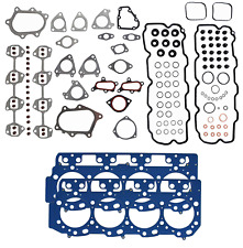 "Full Head Gasket Set w/ .047"" MLS Head Gaskets for GM Duramax Diesel 6.6L LB7"
