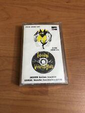 Entombed /Wolverine Blues Limited Edition Marvel Comics Version Cassette Tape
