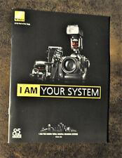 Nikon Zubehör  - Prospekt - Katalog ---- Neu - 2014