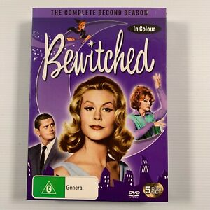 Bewitched : Season 2 (DVD, 2005, 5-Disc Set) Region 4