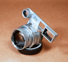 Leica Dual-Range Summicron 50mm f/2 DR M-Mount Standard Leitz Rangefinder Lens!