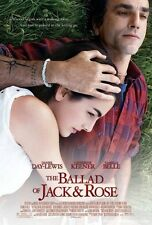 The Ballad Of Jack And Rose movie poster - Daniel Day Lewis  - 13 x 19 inches