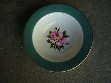 "International China Co Empire Green 6"" x 1.5"" Berry Bowl"