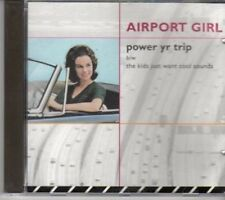 (DG549) Airport Girl, Power Yr Trip - 2000 DJ CD
